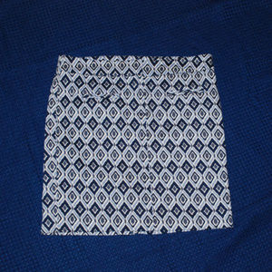 Kenar Skirt dressy casual size 8 geometric